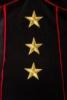 Military-Kleid mit Jacke
