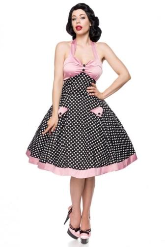 Vintage-Swing-Kleid