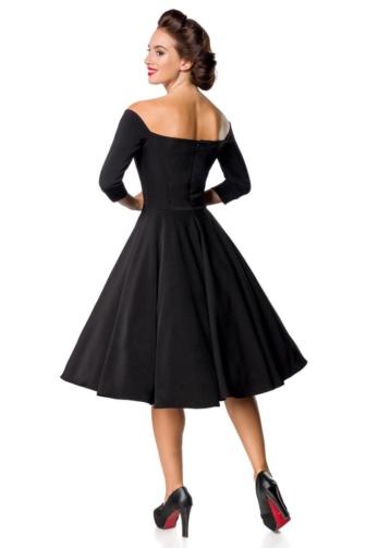 Belsira Premium Vintage Swing-Kleid