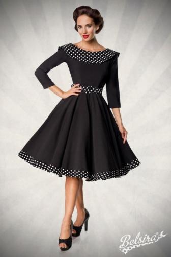 Belsira Premium Swing-Kleid