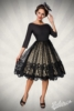 Premium Retro-Swingkleid