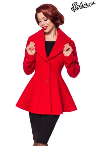 Belsira Premium Woll-Jacke