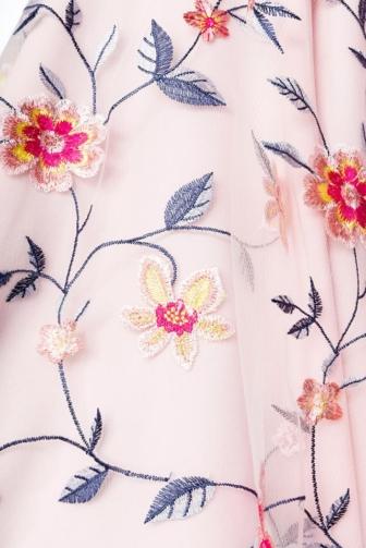 Belsira Premium Blumenkleid