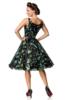 Belsira Premium Vintage Blumenkleid