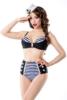 Vintage-Bikinihöschen