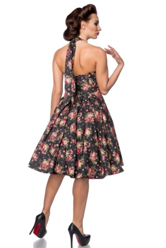 Vintage-Corsagenkleid